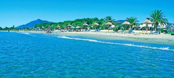 Circuit Corse plage hôtel San Pellegrino